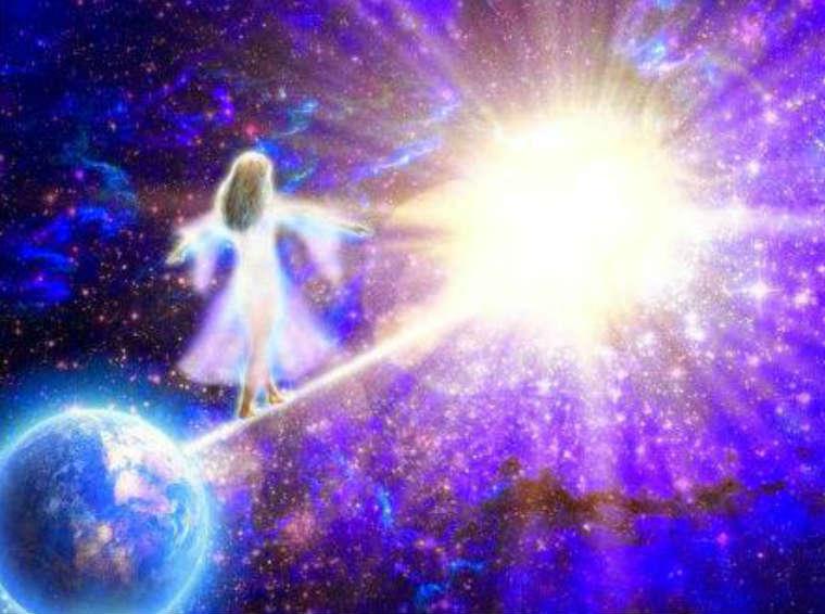 Poza ziemski matriks cz. II – biegun światła.
