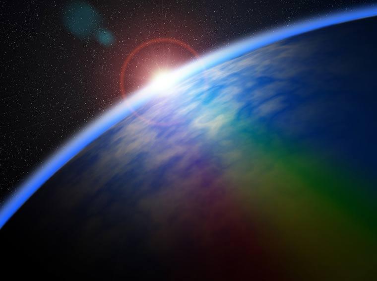 Ziemia – Planeta Aniołów.